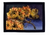 IBMasters, Four Cut Sunflowers, Janet Schupp, full, Juror's Mention #1, Member's Choice