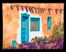 Jan Warren-Blue Door