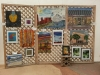 Art Quilt Association exhibit at Meadowkark Gardens, Grand Junction, Colorado -- 2013