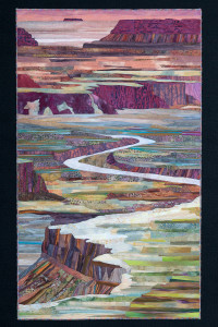 4 - In Praise of Natural Curves - Canyon Lands Utah by Kathy Schattleitner (Curvaceous)