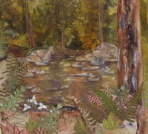 """""""Still Waters"""" by Eldrid Schafer"""